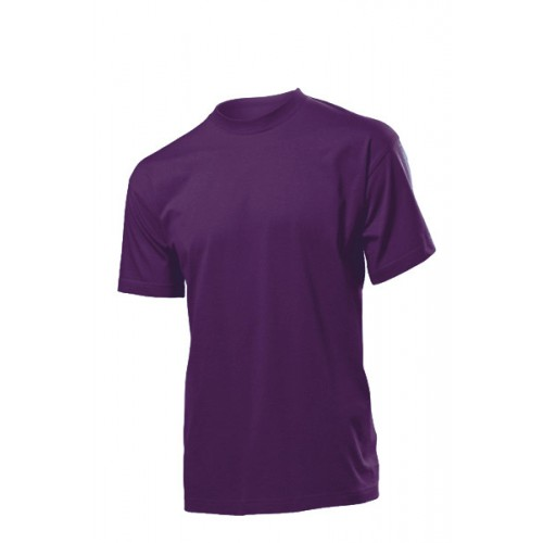 Футболка Classic Men, Фиолетовая
