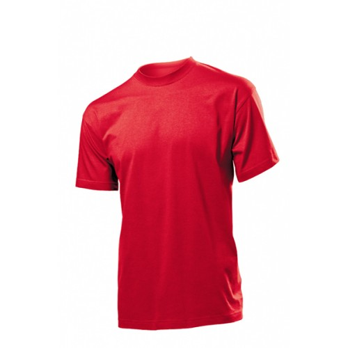 Футболка Classic Men, Красная