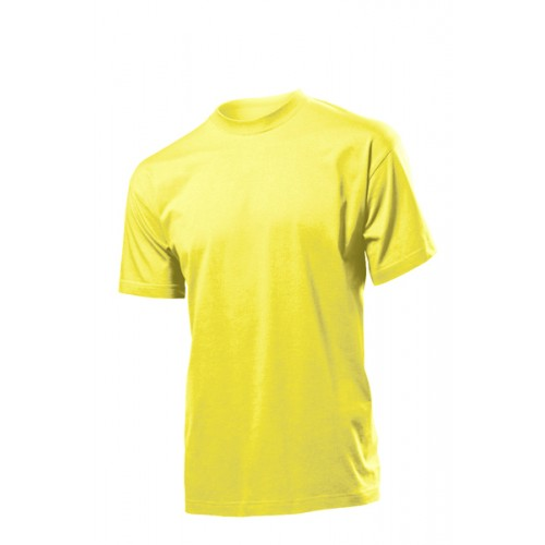 Футболка Classic Men, Жёлтая