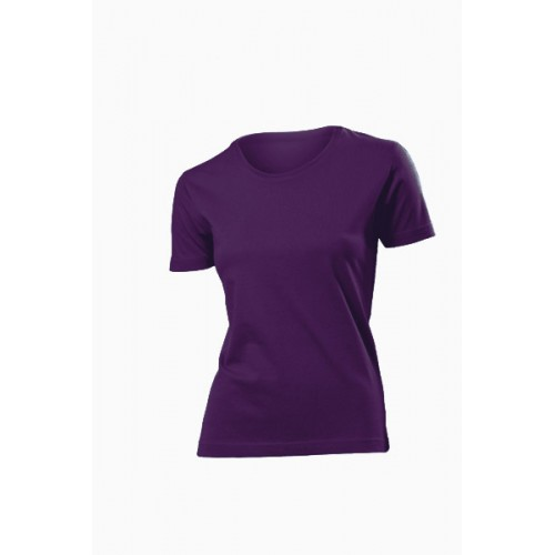 Футболка Classic Women, Фиолетовая