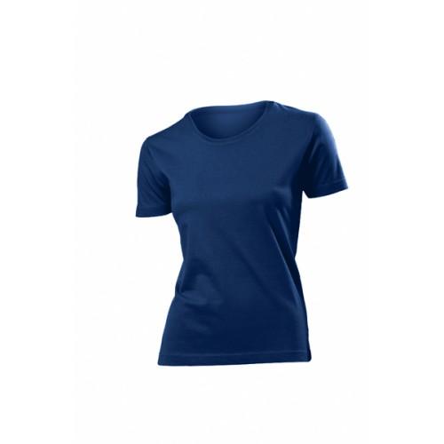 Футболка Classic Women, Тёмно/синяя