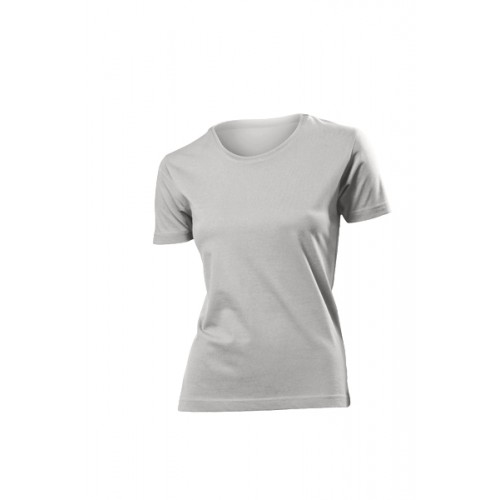 Футболка Classic Women, Серый меланж
