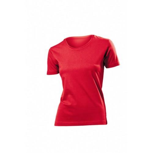 Футболка Classic Women, Красная
