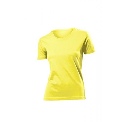 Футболка Classic Women, Жёлтая