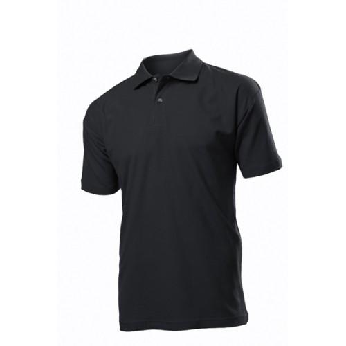 Футболка Polo Men, Чёрная