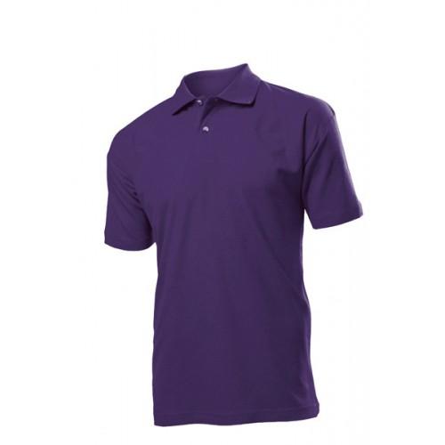 Футболка Polo Men, Фиолетовый