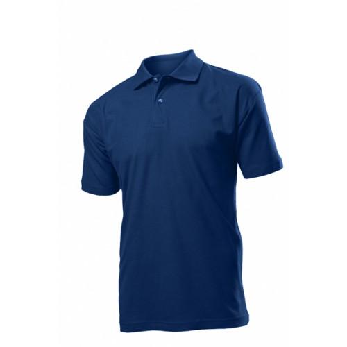 Футболка Polo Men, Тёмно/синяя