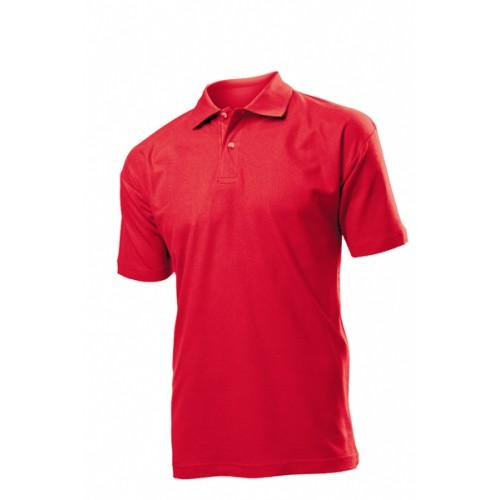 Футболка Polo Men, Красная
