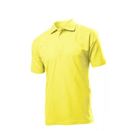 Футболка Polo Men, Жёлтая