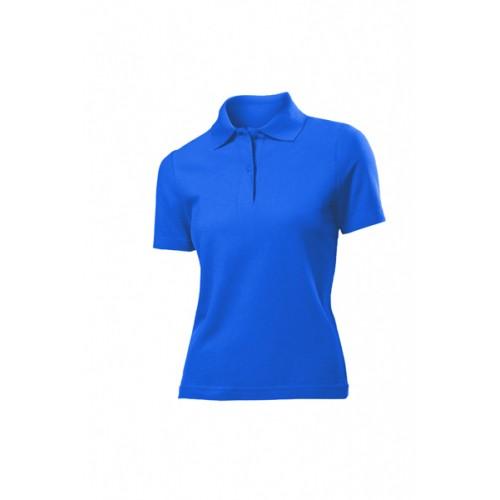 Футболка Polo Women, синяя