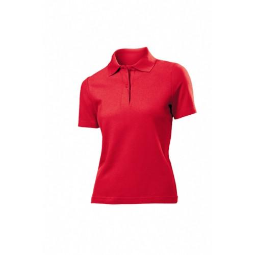 Футболка Polo Women, Красная