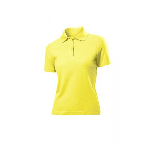 Футболка Polo Women, Жёлтая