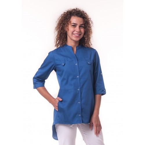 Медицинская куртка Невада - Синий