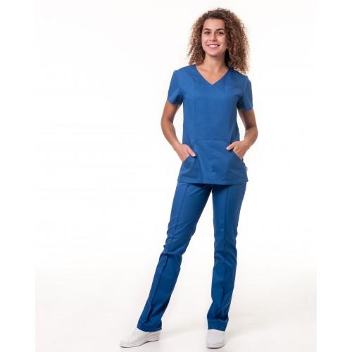 Медицинский костюм Сидней Синий