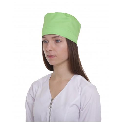 Медицинская шапочка Лайм