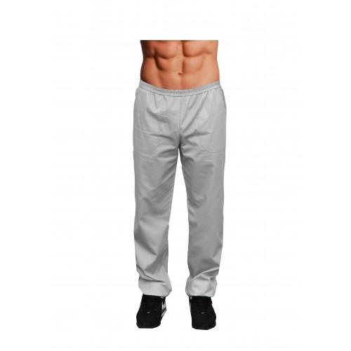 Медицинские штаны мужские Светло/серый
